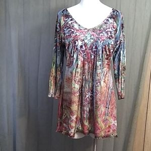 Live and let live size m top